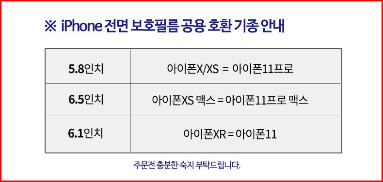 베이스어스 사생활보호 프라이빗 전면 3D 풀커버 강화유리 방탄필름 아이폰 11 프로 맥스 XS XR X - 베이스어스, 14,500원, 필름/스킨, 아이폰X